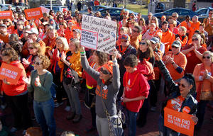 ABQ To Decriminalize Marijuana, NM Students Walk Out To Protest Gun Violence | KUNM