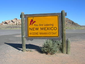 State Population Growth Lags, Mayors Gather At Border To Demand Family Reunification | KUNM
