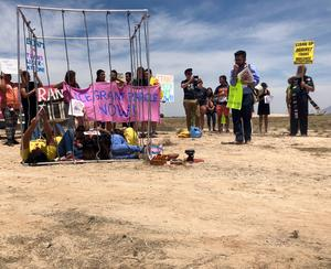 Protesters Demand Answers About Transgender Woman Who Died In ICE Custody | KUNM