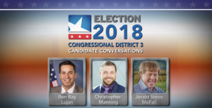 2018 New Mexico Public Media Candidate Conversations: Third Congressional District | KUNM