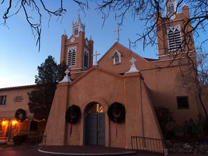 Jesuits Name Former ABQ Priest Accused Of Sexual Abuse In TX | KUNM