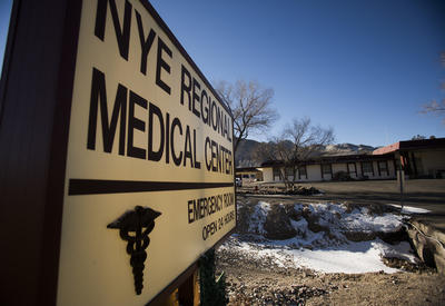 Only Nye County Hospital Closes, Med Officials Scramble For