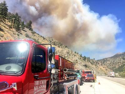Aspen Fire Evacuations Continue, Reno/Sparks Air Quality
