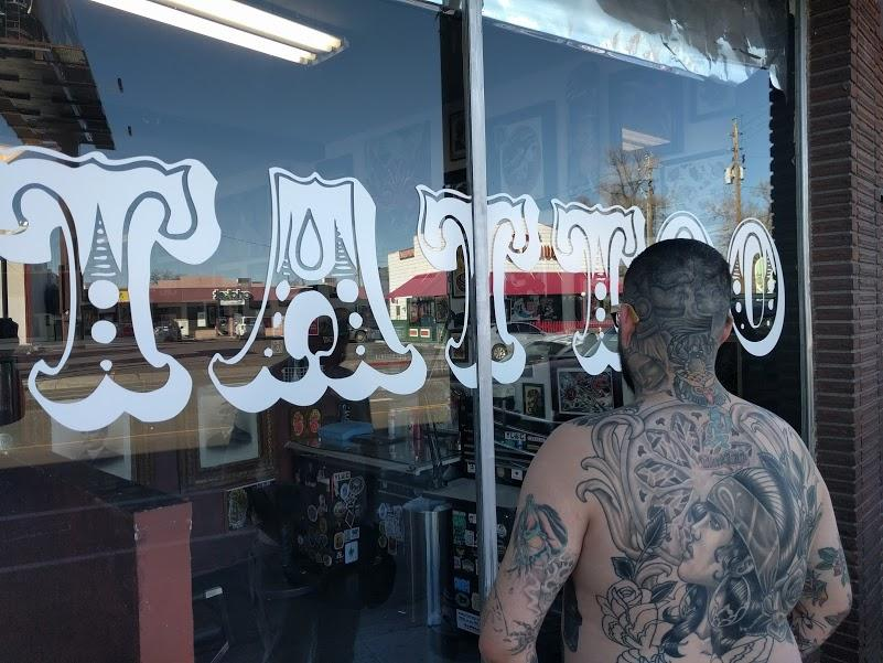 Reno Exhibit Highlights Latino Tattoo Artists | KUNR