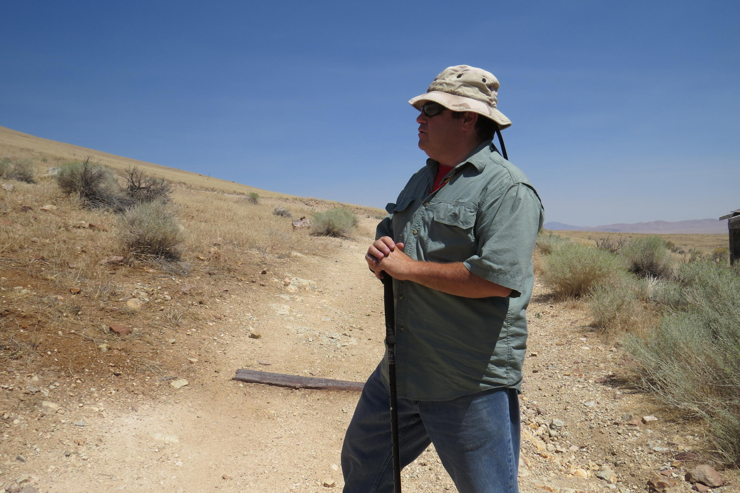 Nevada's Old Mines: Abandoned, But Not Forgotten | KUNR