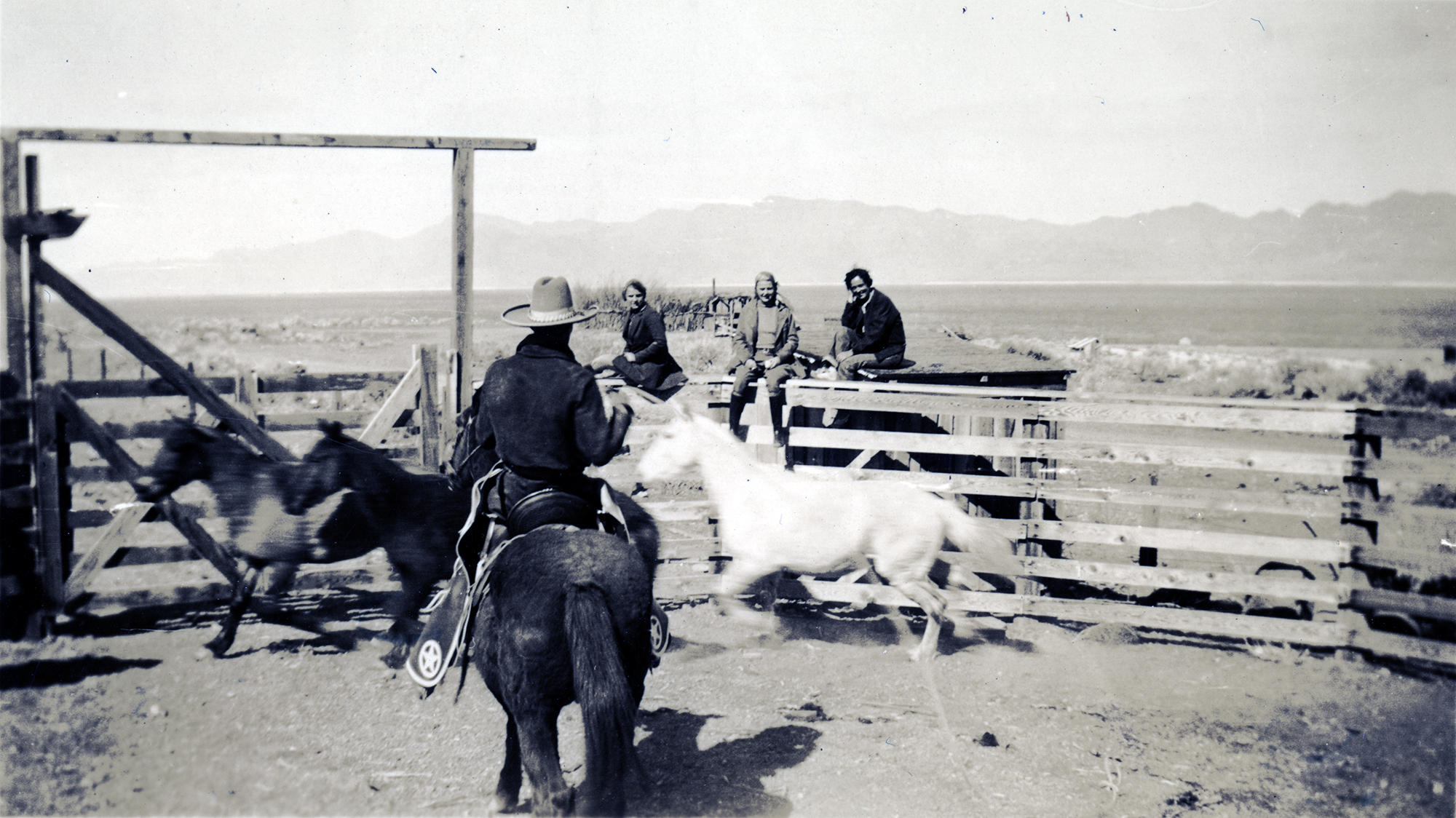 The History Of Dude Ranches Around Reno  KUNR