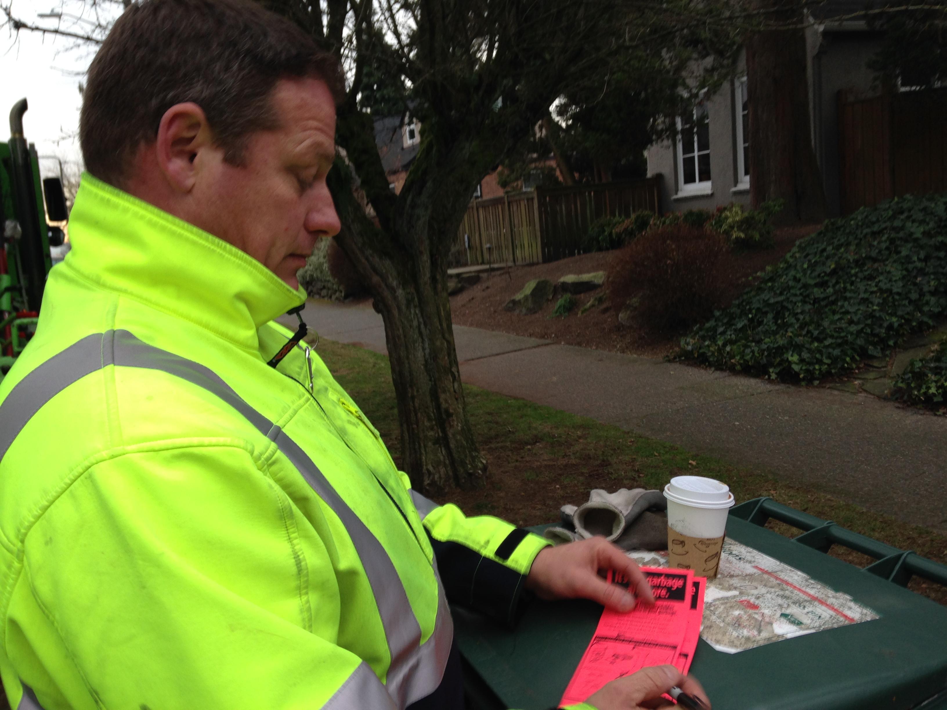 Seattle s Scarlet Letter For Sloppy Trash Sorters