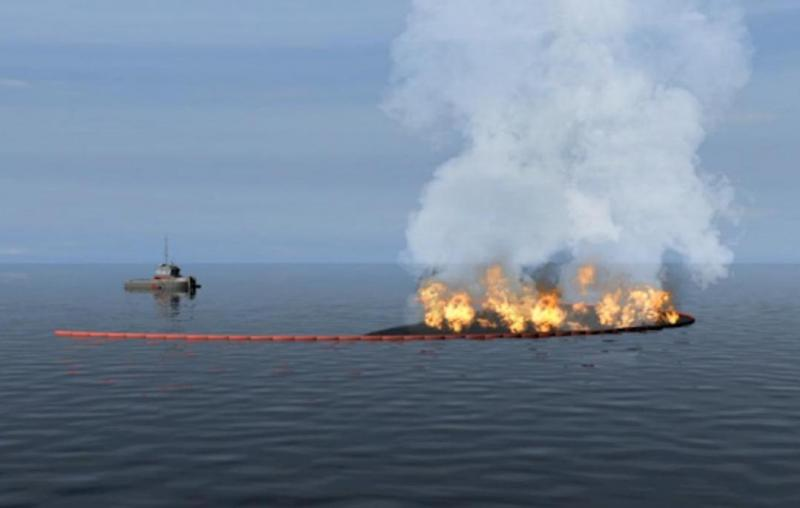In addition to the containment dome, Shell's Arctic oil-spill response plans include using drilling mud, shear rams and a capping stack to block the flow of oil from a blowout and fire and chemical dispersants for oil that reaches the surface.
