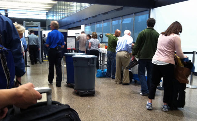 No End In Sight For Sea-Tac Airport's X-Ray Scanners   KUOW News and