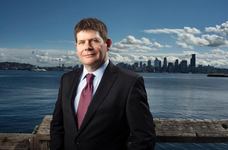 Seattle Opera General Director Aidan Lang