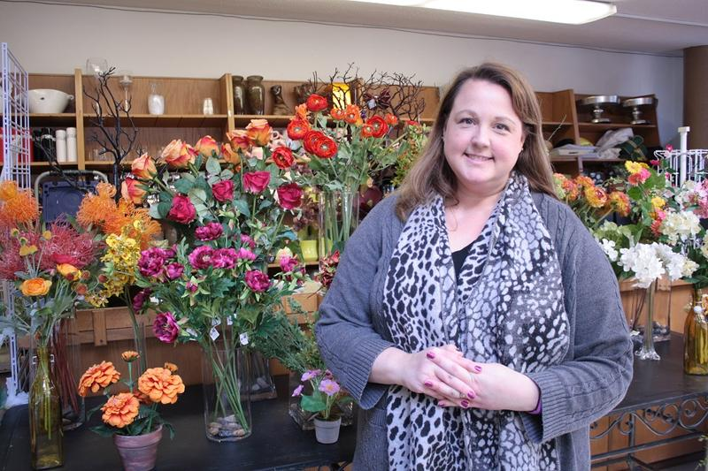 Rachel Martin owns and manages Ballard Blossom. She says she monitors the news, apps and public websites to determine the most efficient route for her delivery drivers.