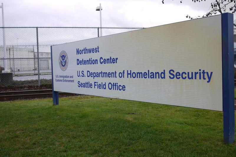 Northwest Detention Center in Tacoma