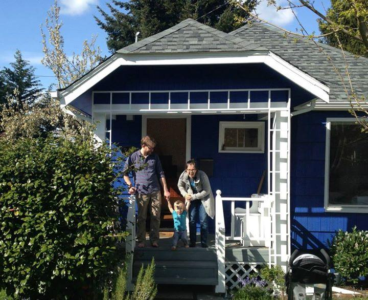 Single-family homes such as this one in Greenwood could be rezoned to become a multi-family dwelling should draft proposals by Seattle's affordable housing task force come to fruition.