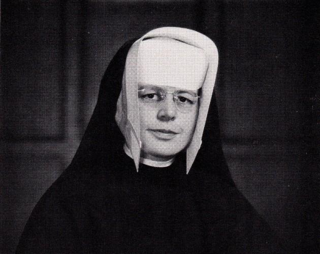 Madeline DeFrees sister mary
