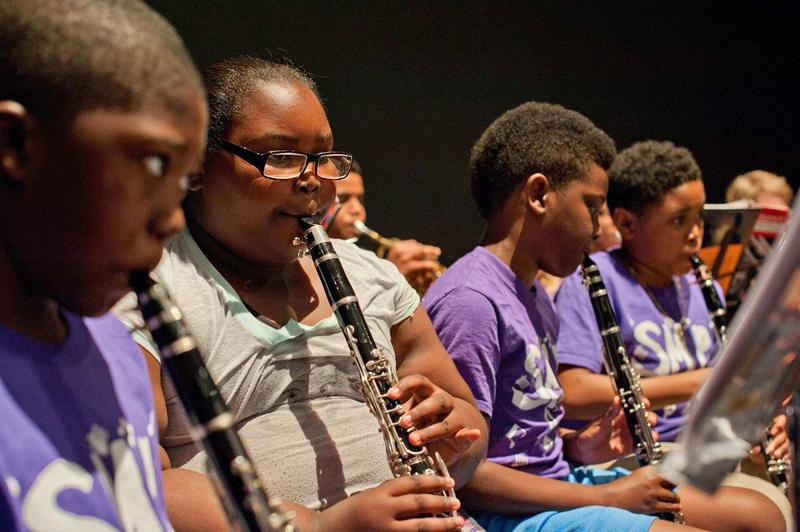 How Talented Kids From Low Income >> Finding Musical Talent At Low Income Seattle Schools Kuow News And