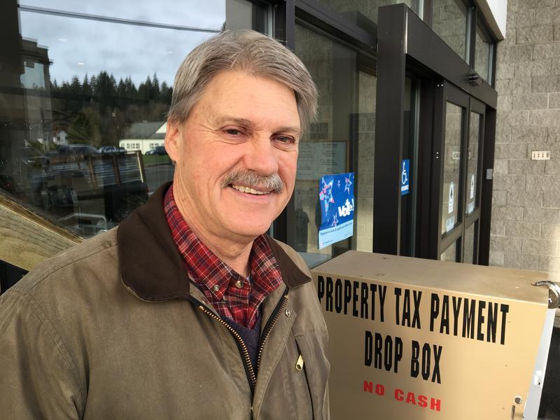 Washington state Senator Tim Sheldon says people in Mason County bought the economic message that Donald Trump was selling.