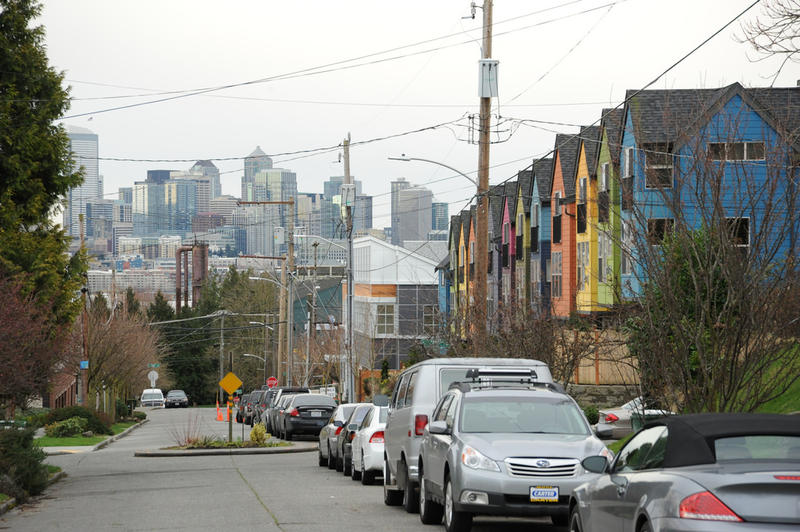 Wallingford is one of several Seattle neighborhoods that will see an increase in affordable housing under the citywide rezone