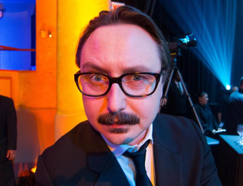 Writer and comedian John Hodgman