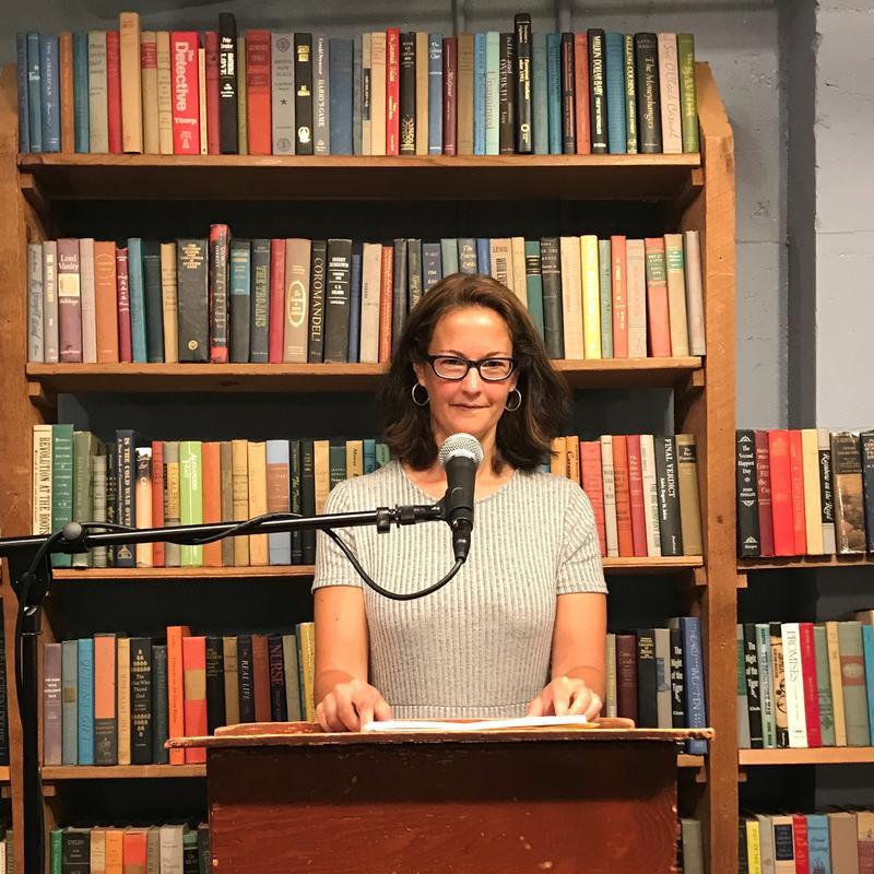 Jessica Johnson at The Elliott Bay Book Company