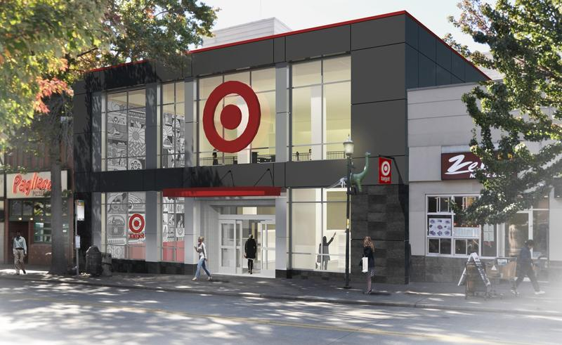 Target is building a tiny store in Seattle' s U-District