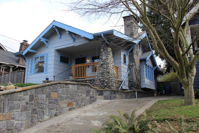 The Story Behind Seattle S Obsession With Craftsman Homes Kuow