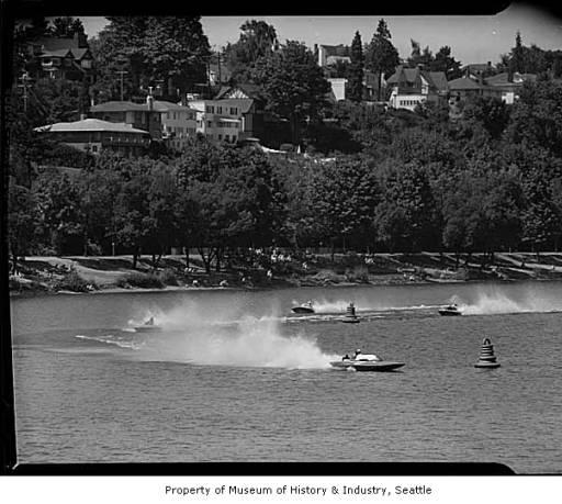 Here's why old Seattle is OBSESSED with hydroplanes | KUOW