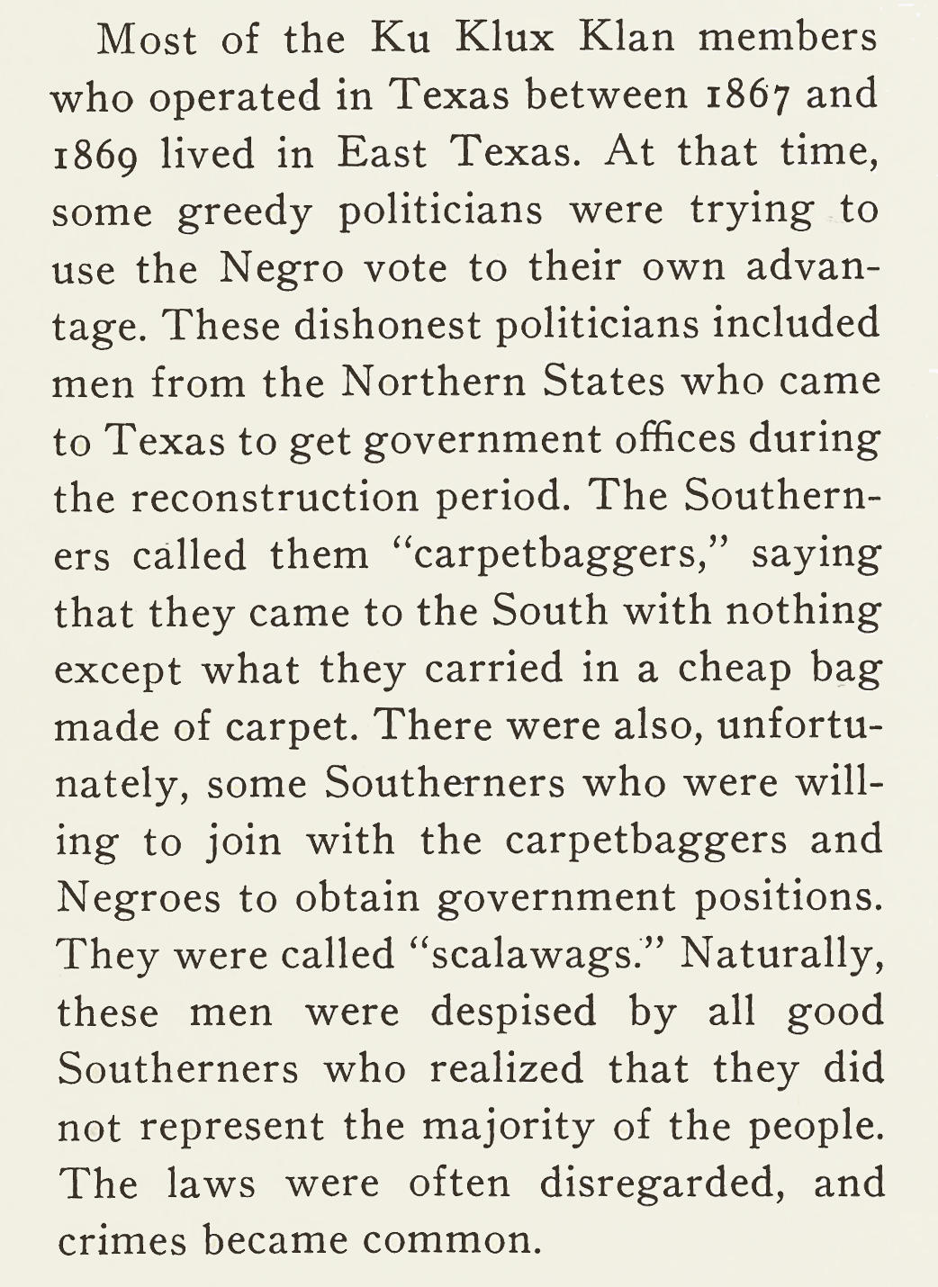 What a 1950s Texas Textbook Can Teach Us About Today's