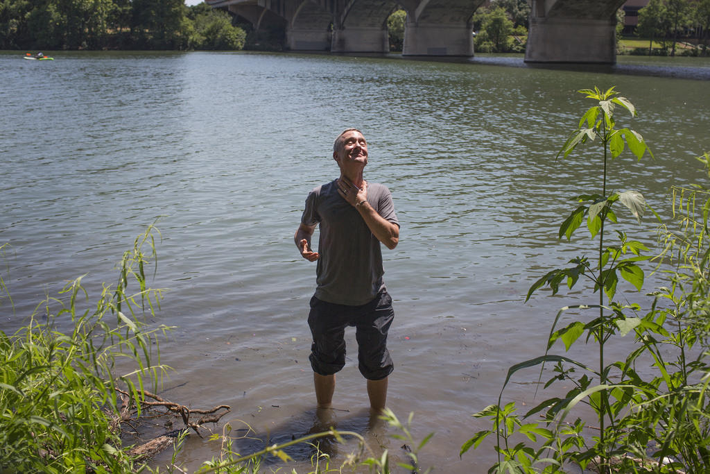 8bdb26461 Sean Mahan asked our ATXplained project why you can't swim in Lady Bird  Lake.