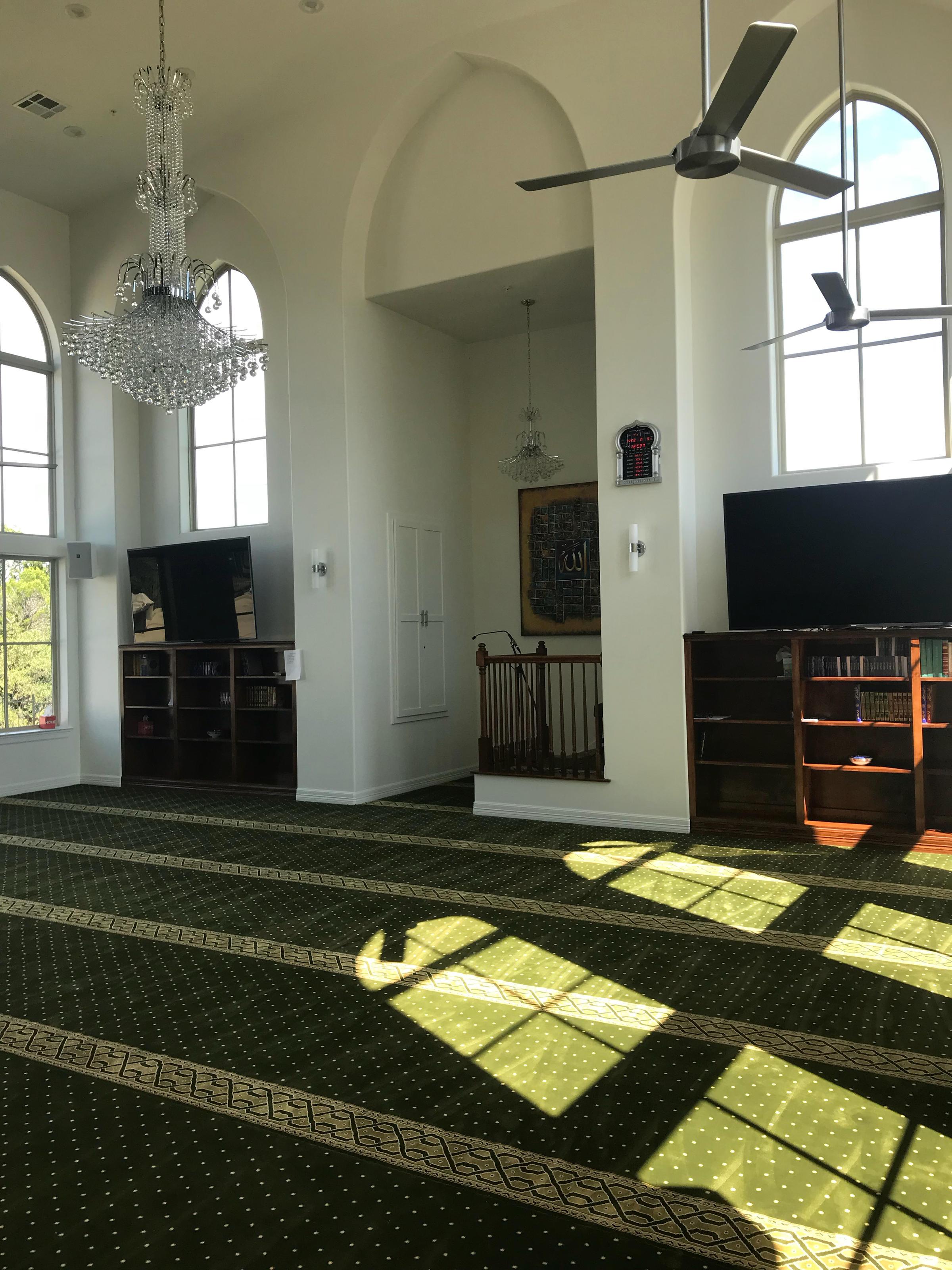 After Rash Of Vandalism, Austin's Muslim Community Tries To Balance