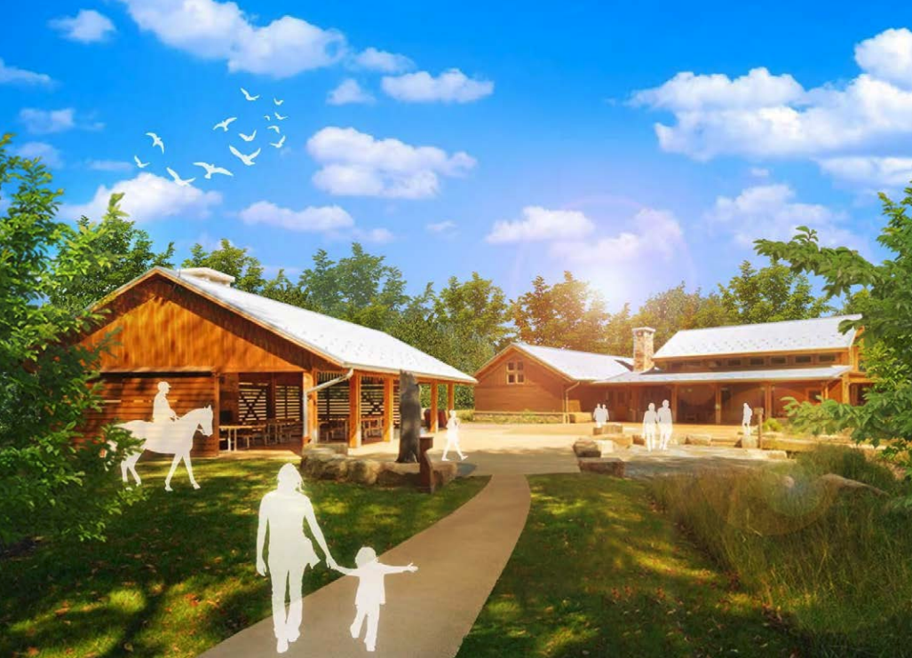 $800 Million Makeover Plan For Walter E  Long Park Includes