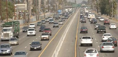 Finally, New HOV Lanes On The 215 Between Riverside And San
