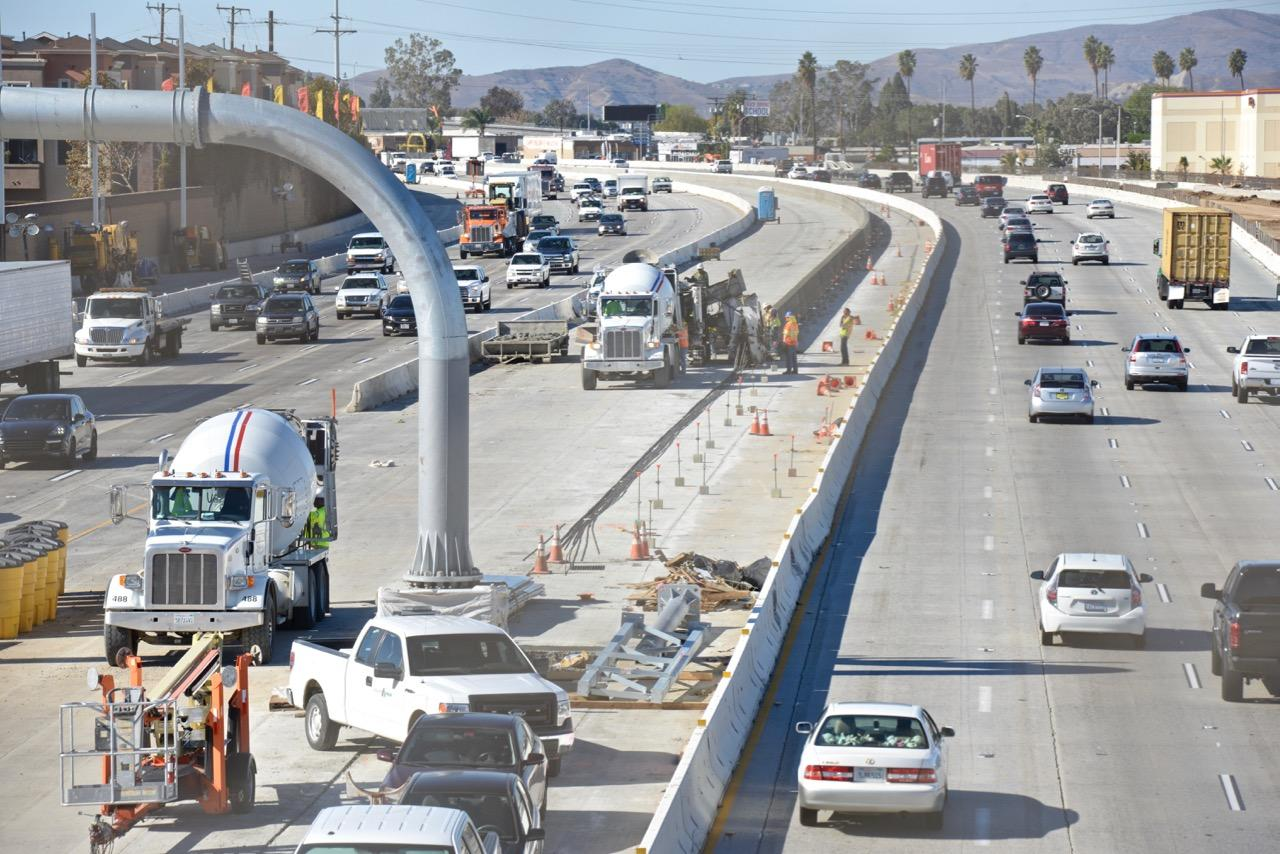 Just A Few More Days Of Delay On The 91 Fwy Thru Corona