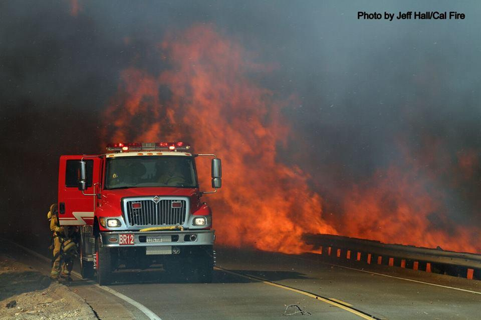 3 Of 6 SoCal Wildfires Near Complete Containment As CalFire