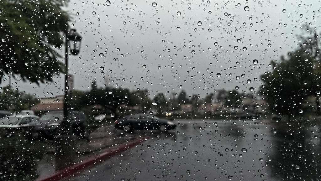 Rainstorm Passes Through IE Prompting Evacuations From Holy Fire