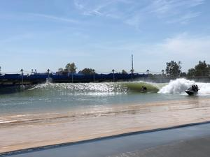 Kelly Slater's Surf Ranch Draws Crowds And Perfect Waves To Lemoore   KVPR