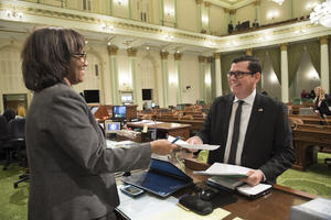 Governor Brown Signs Two Valley Fever Bills Into Law   KVPR