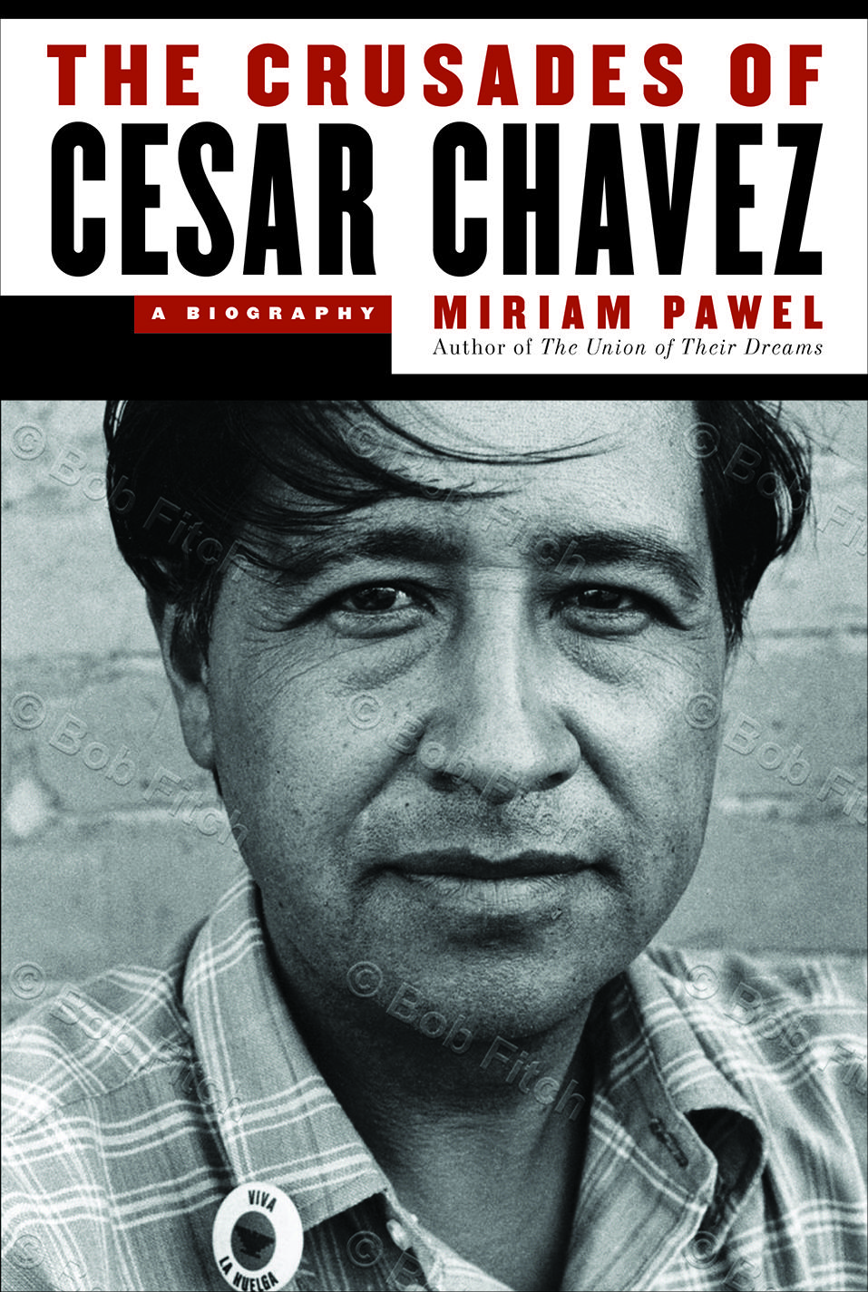 New Biography Paints Complex Picture Of Cesar Chavez | Valley Public ...