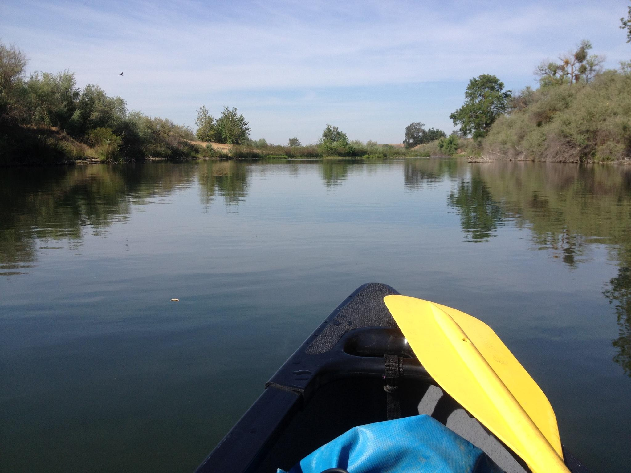 When River West opens it will be an amenity for kayakers and canoers alike.
