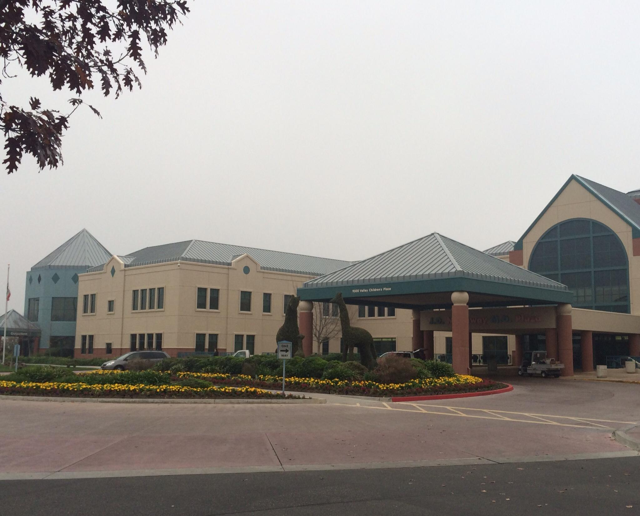 Valley Children's Returning To Old Name, Creating Health Network