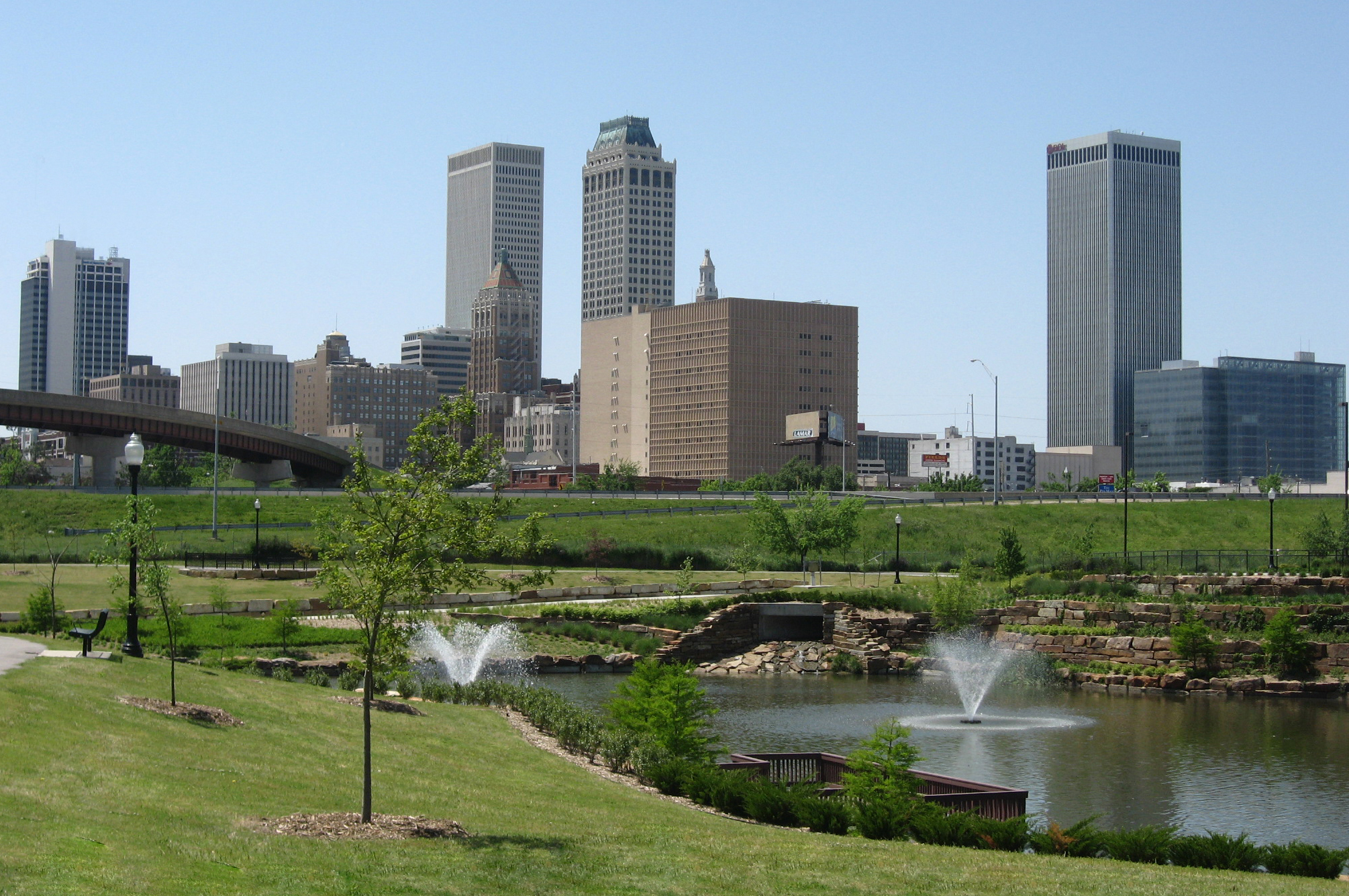 The Nonprofit Smart Growth Tulsa: An Update on Its Goals and Activities