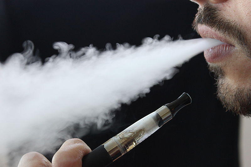 Georgia Department of Health confirms first vaping death