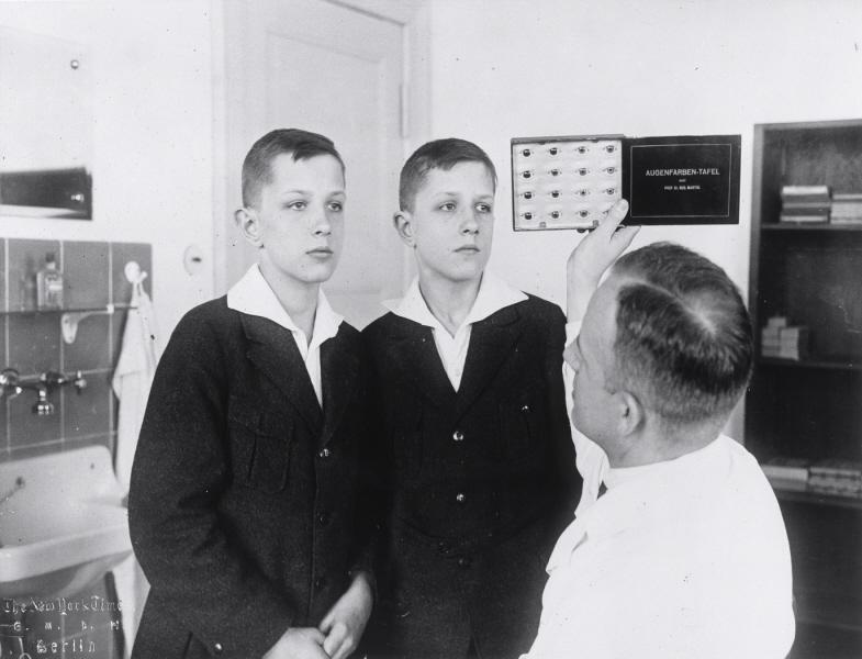 Resultado de imagen de nazi eugenics