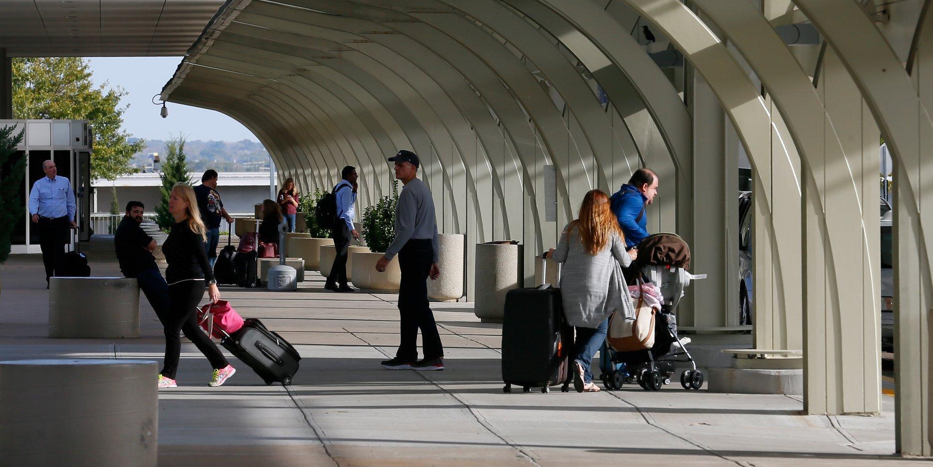 Tulsa Christmas Radio Stations 2020 Man Charged in Christmas Eve Tulsa Airport Threat   Public Radio Tulsa
