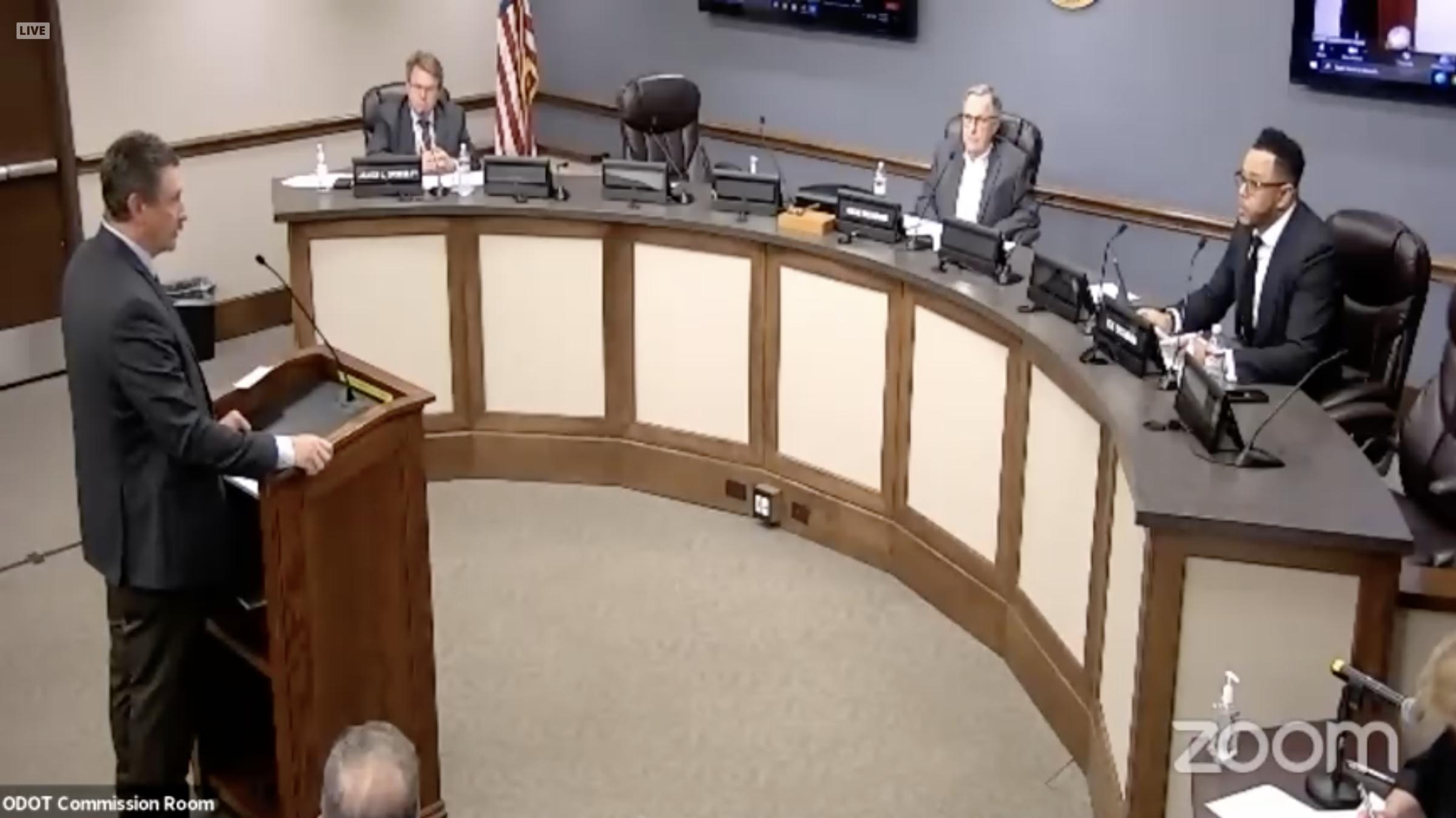 Transportation Secretary Says Deficiencies, Not Governor's Office, Led To  I-35 Project Delay   Public Radio Tulsa