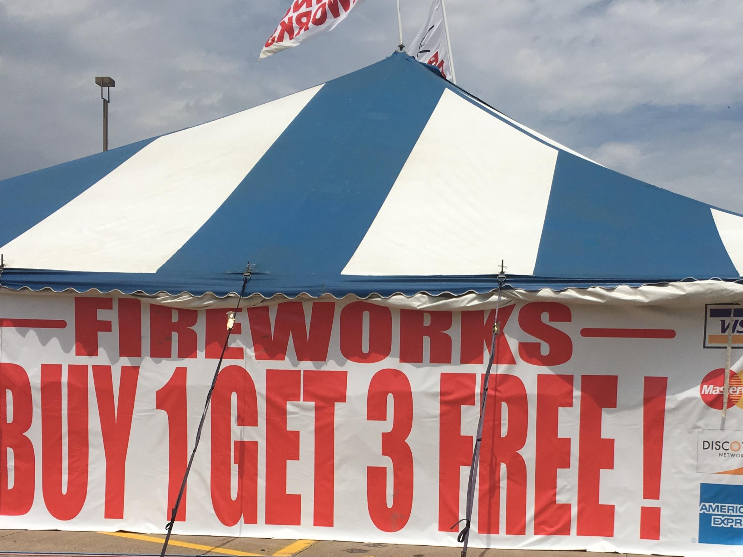 Heat Advisory in Siouxland, Fireworks Already Causing Trouble, Noon