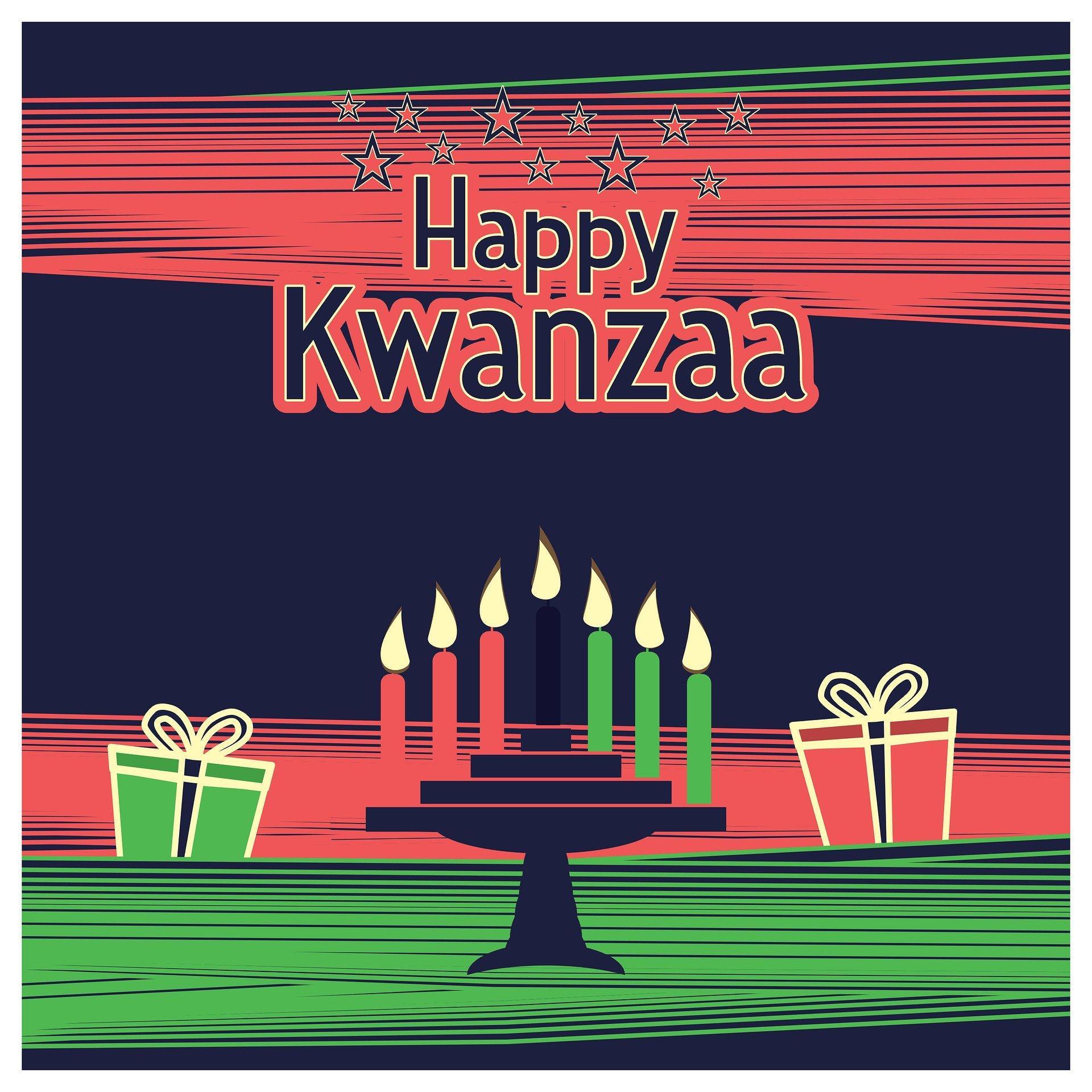 The Seven Principles Of Kwanzaa Kwit