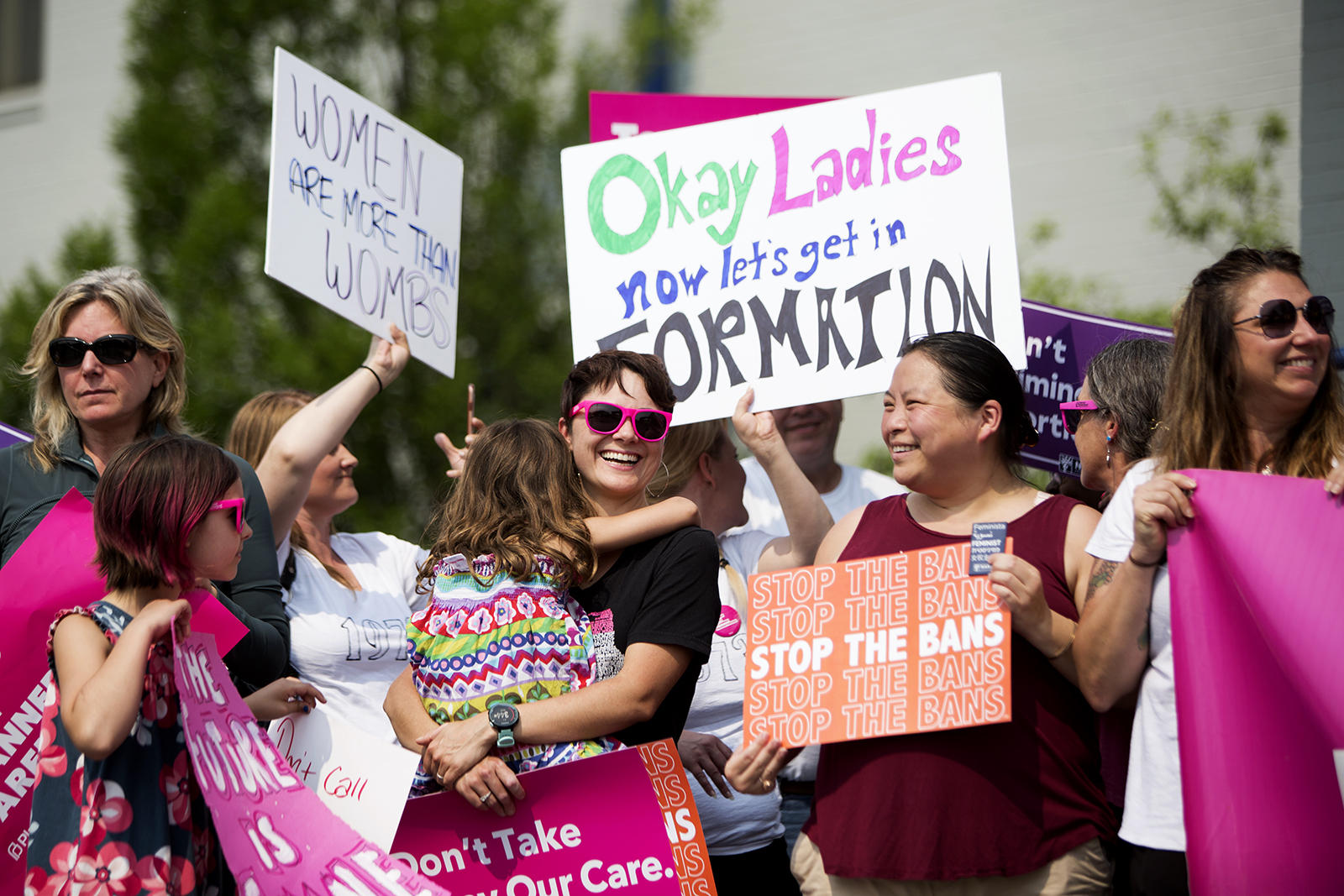 Judge's Order Keeps Missouri's Sole Abortion Clinic Open