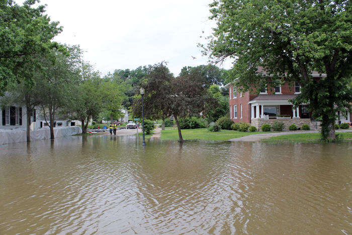 After Yet Another Flood, Clarksville Renews Quest For A