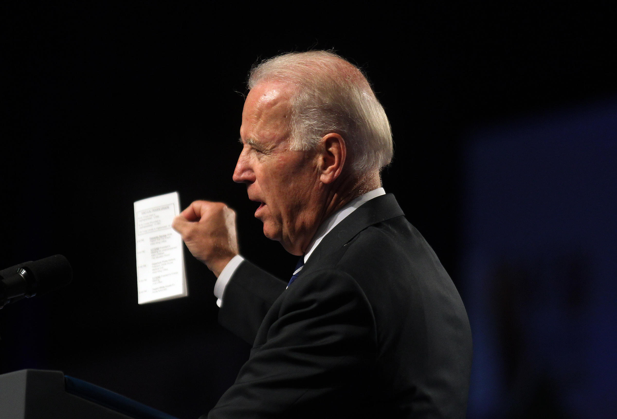 Biden Defends Withdrawal Of Troops From Iraq, Afghanistan