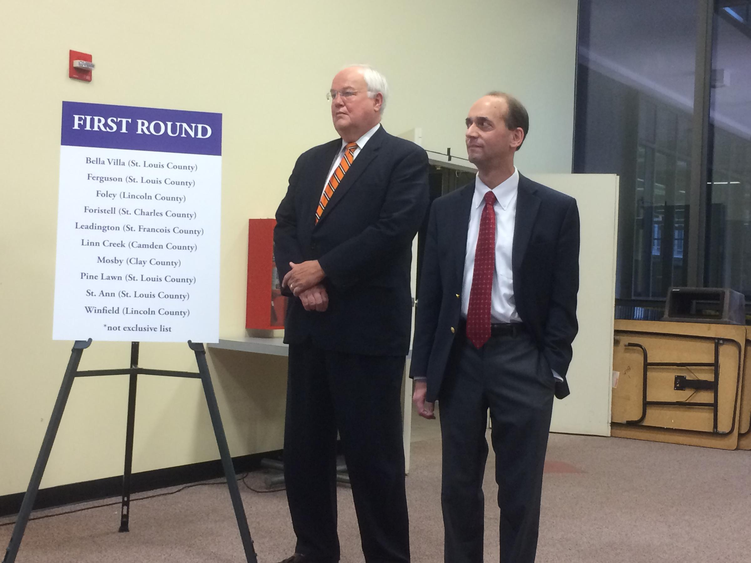 Schweich Launches Audits Of Municipal Courts In Ferguson And Six
